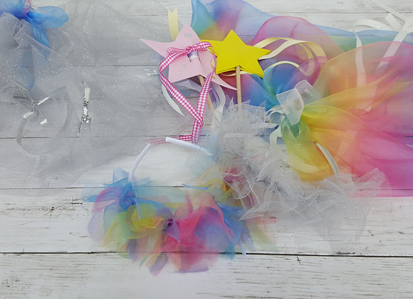 Fairy craft kit for 2