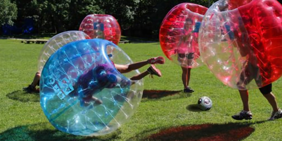 Bubble Foot !
