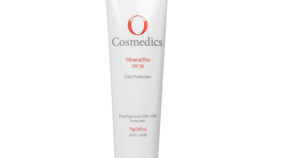 MIneral Pro Sunscreen