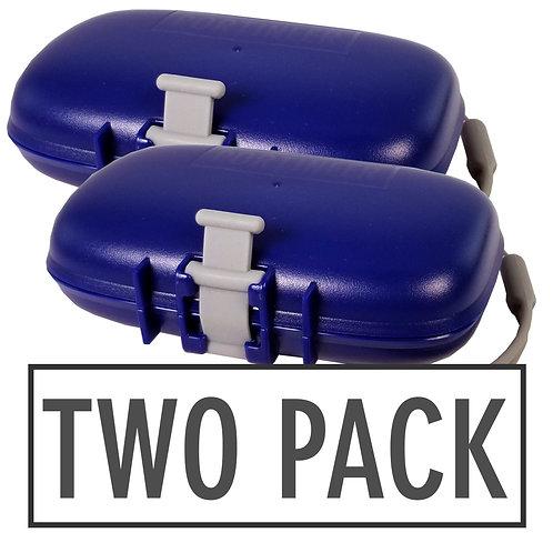 Carry-Dri EZ Blue-Grey 2 Pack