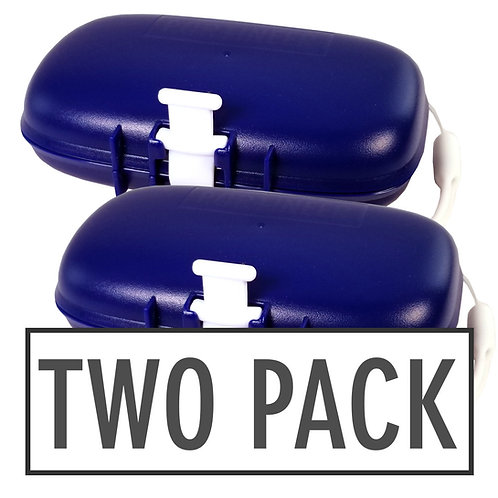Carry-Dri EZ Blue-White 2 Pack