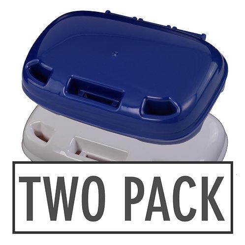 Carry-Dri MAX Blue-White 2-Pack