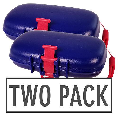 Carry-Dri EZ Blue-Red 2 Pack