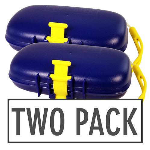 Carry-Dri EZ Blue-Yellow 2 Pack