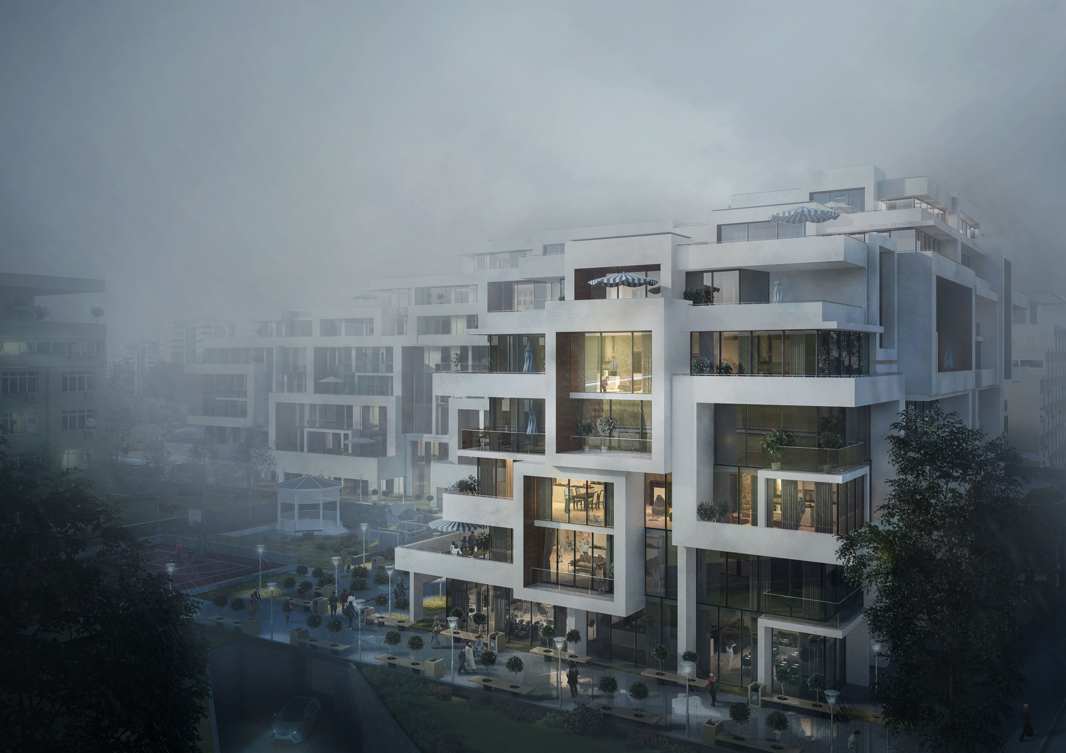 Almaty residence