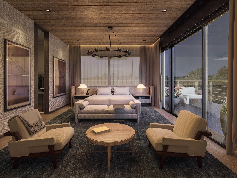 Pendry Natirar guestroom