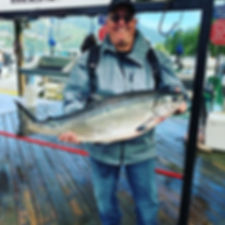 #rayssportfishing #kingsalmonfishing #fi