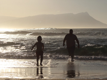 Parenting with Presence, not Presents