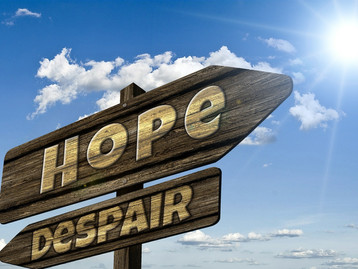 Suicide Prevention: Holding onto HOPE (Hold On Pain Ends)