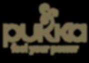 8843_Pukka Feel Your Power - Logo - Gold