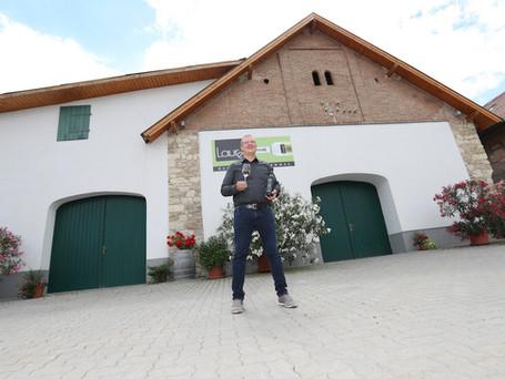 NEU: Weingut Laurer bringt frischen Wind & Wein