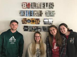 Volunteer Spotlight: Marian College Students