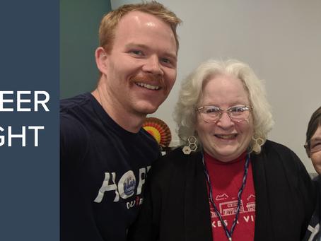 Volunteer Spotlight: Lynn
