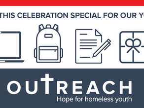 Outreach's Graduation Celebration Fundraiser!