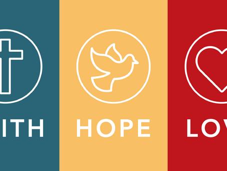 Faith, Hope, Love Campaign