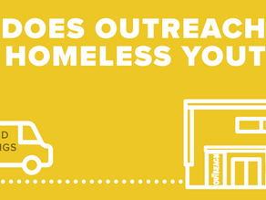 Outreach's Partnership with Second Helpings Infographic