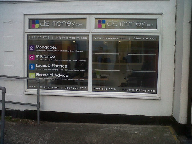 More window signage fitted today!