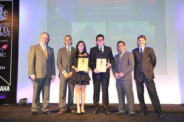The international Property awards!