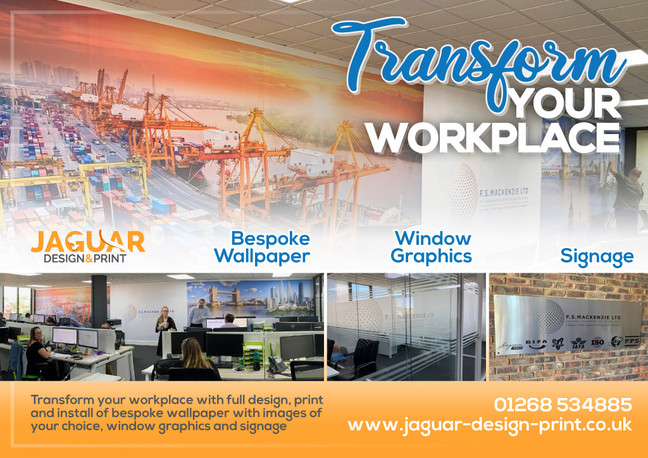 Transform Your Work Space or Home