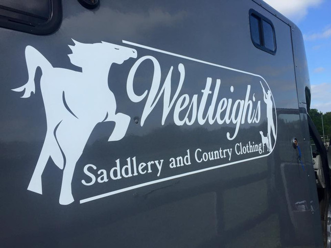 Westleighs vehicle graphics