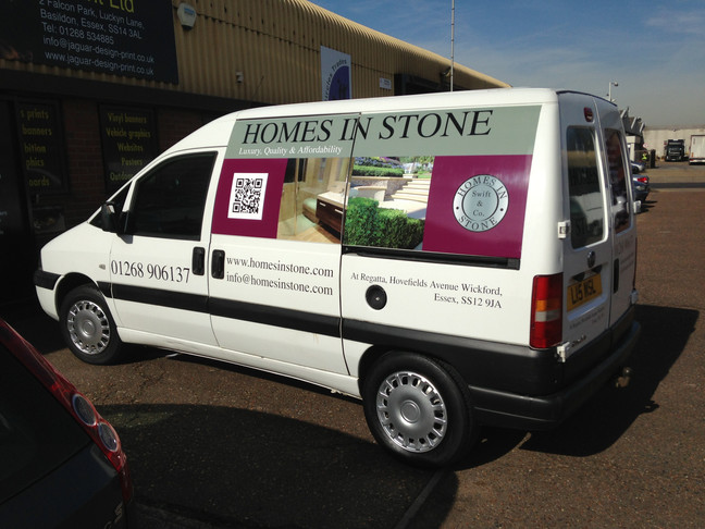 Homes in stone Van