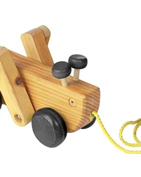 Toy Bug di legno