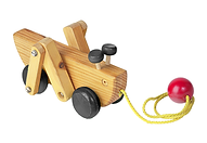 Juguete de madera Bug