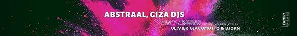 banner ABSTRAAL, GIZA - AIN'T AROUND.jpeg