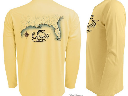Men's  Or Lady's Shirt Pale Yellow