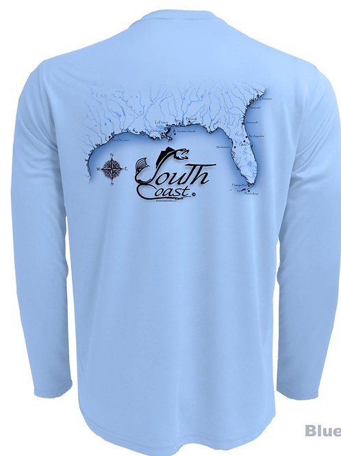 Men's or Lady's Shirt Columbia Blue