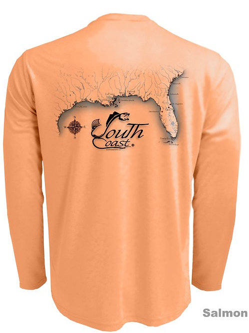 Men's or Lady's Shirt Salmon