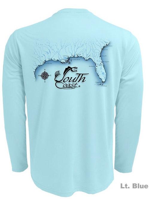 Men's or Lady's Shirt Artic Blue
