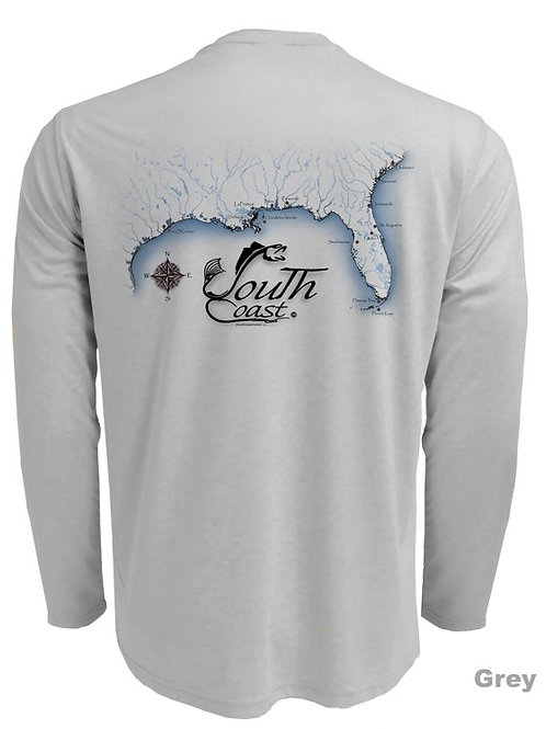 Men's or Lady's Shirt Athletic Grey