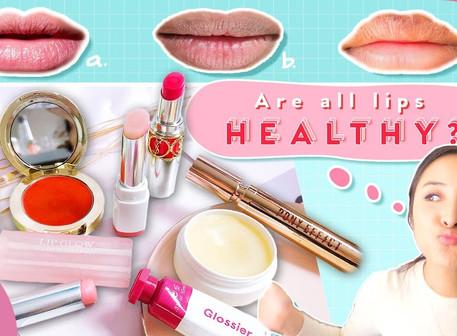 從嘴唇顏色看出健康狀況!如何保養唇部&挑選適合自己的唇彩?💋(中文CC字幕)