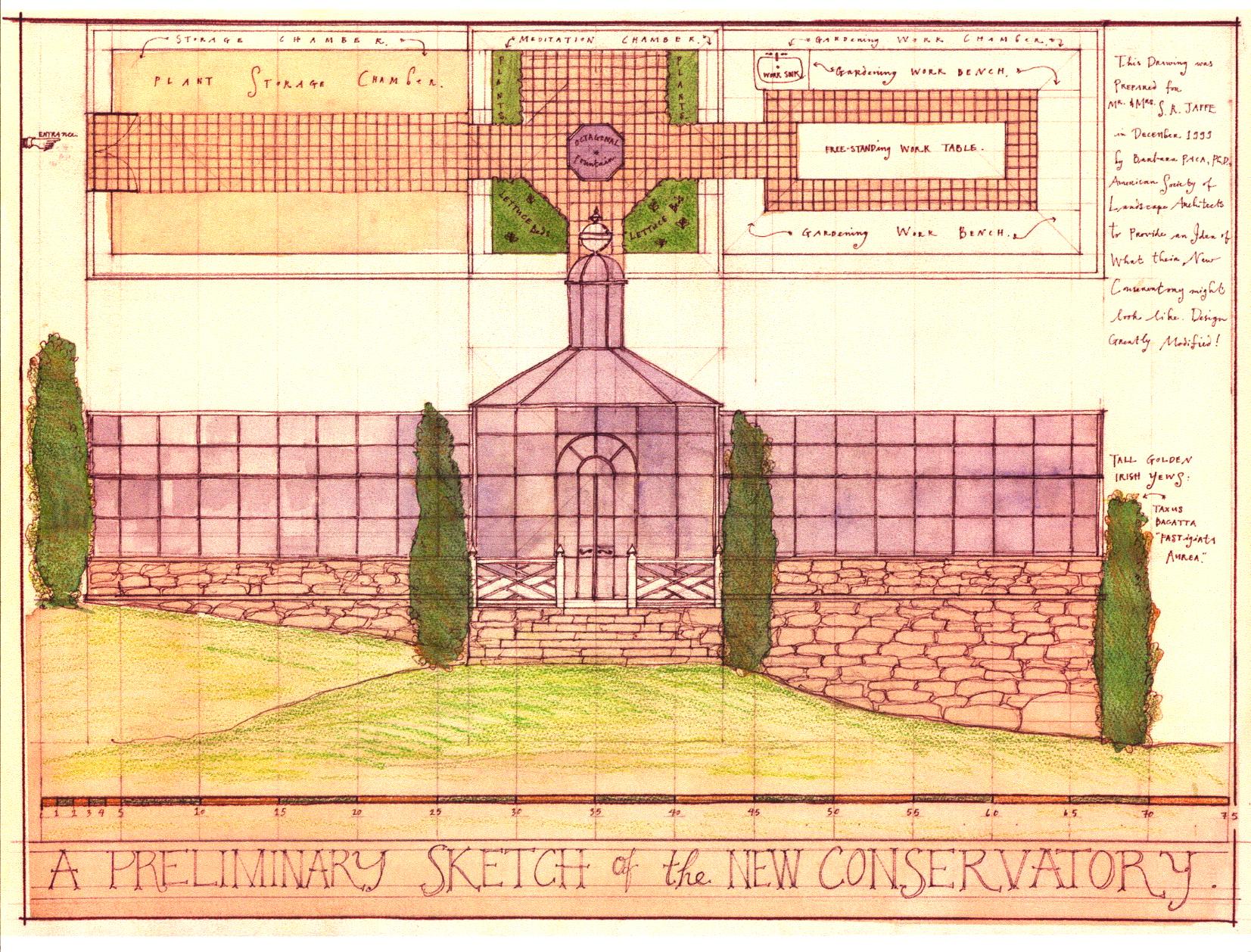 20.Conservatory