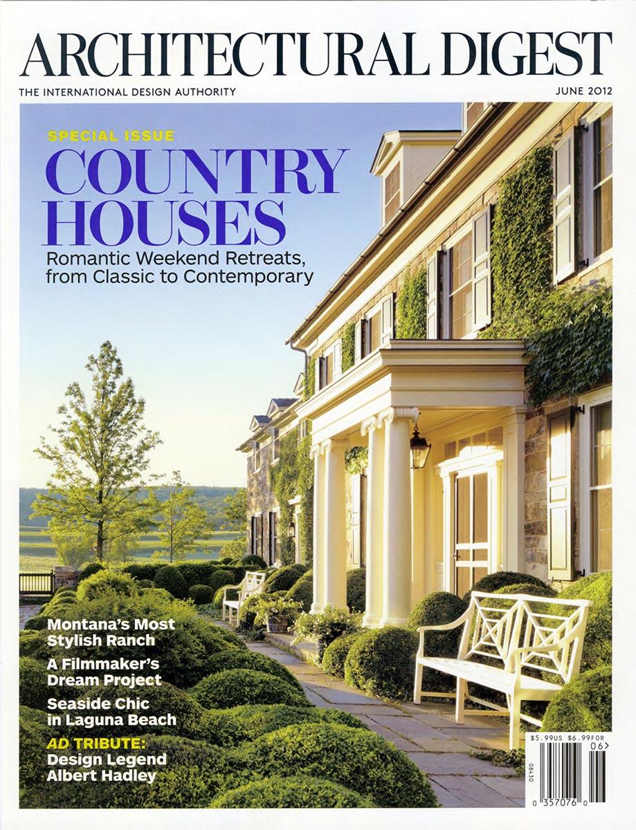 2012_Architectural Digest June