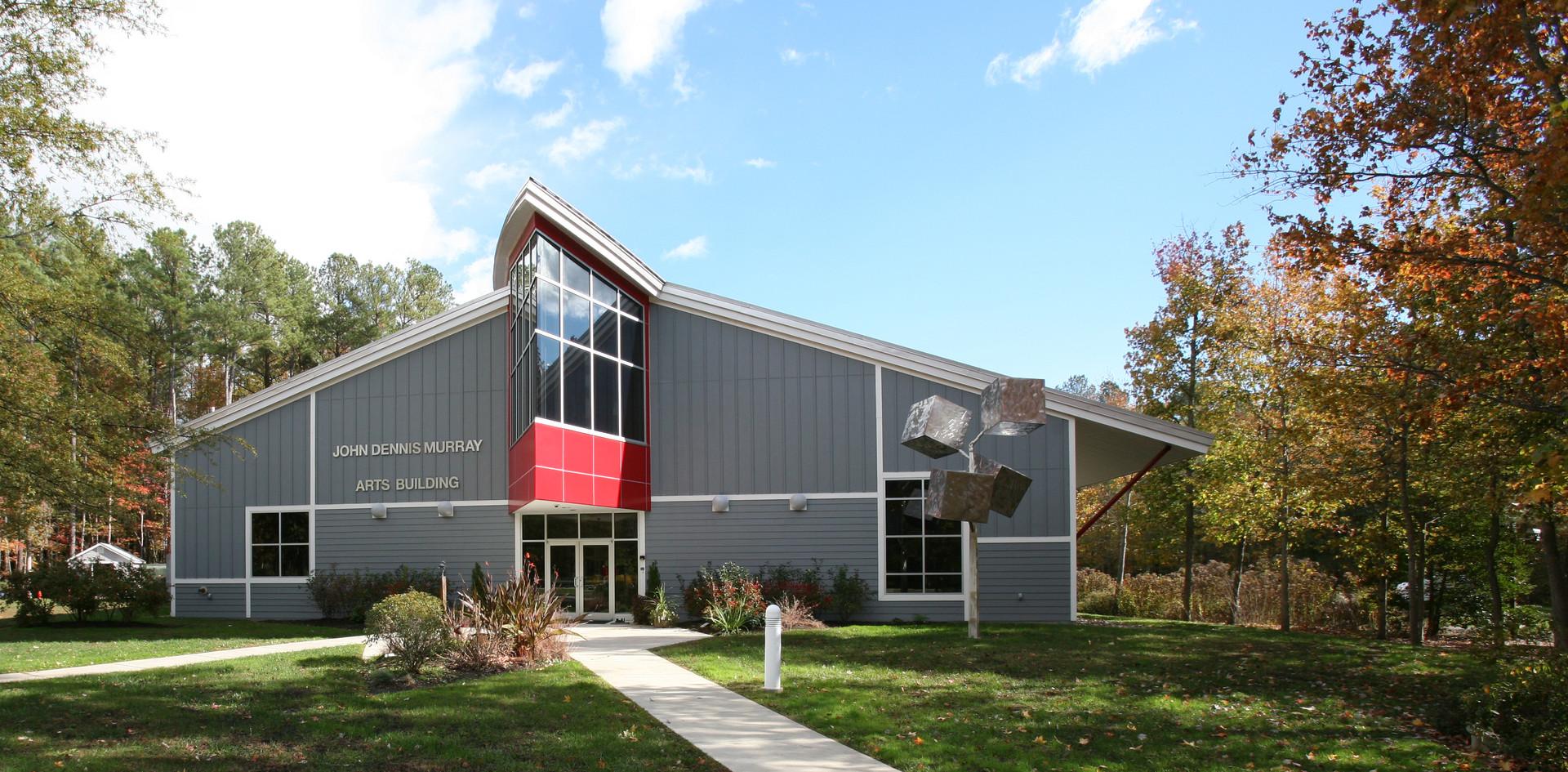 John Dennis Murray Arts Building and Annmarie Sculpture Garden and Arts Center