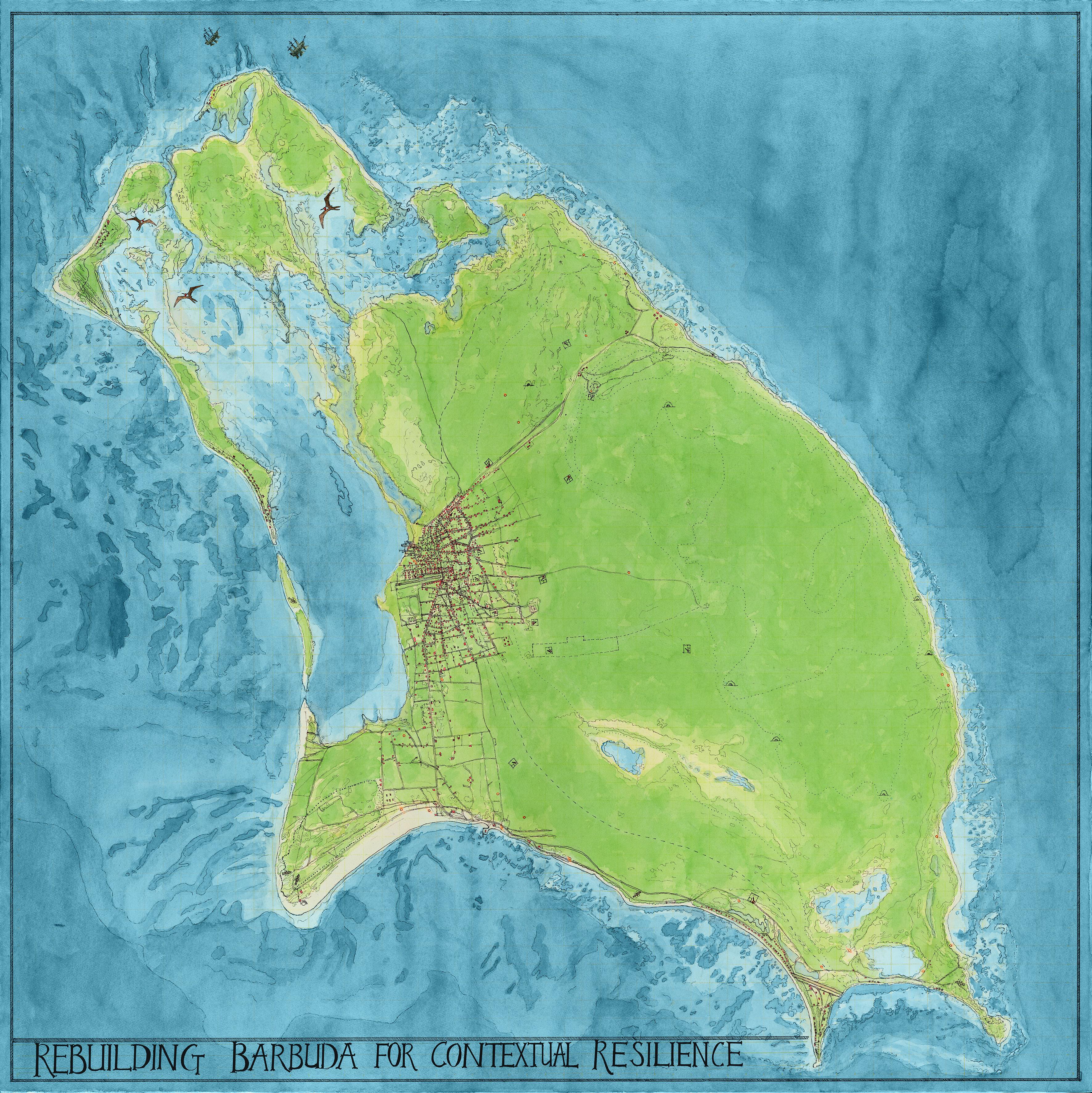 Rebuilding Barbuda
