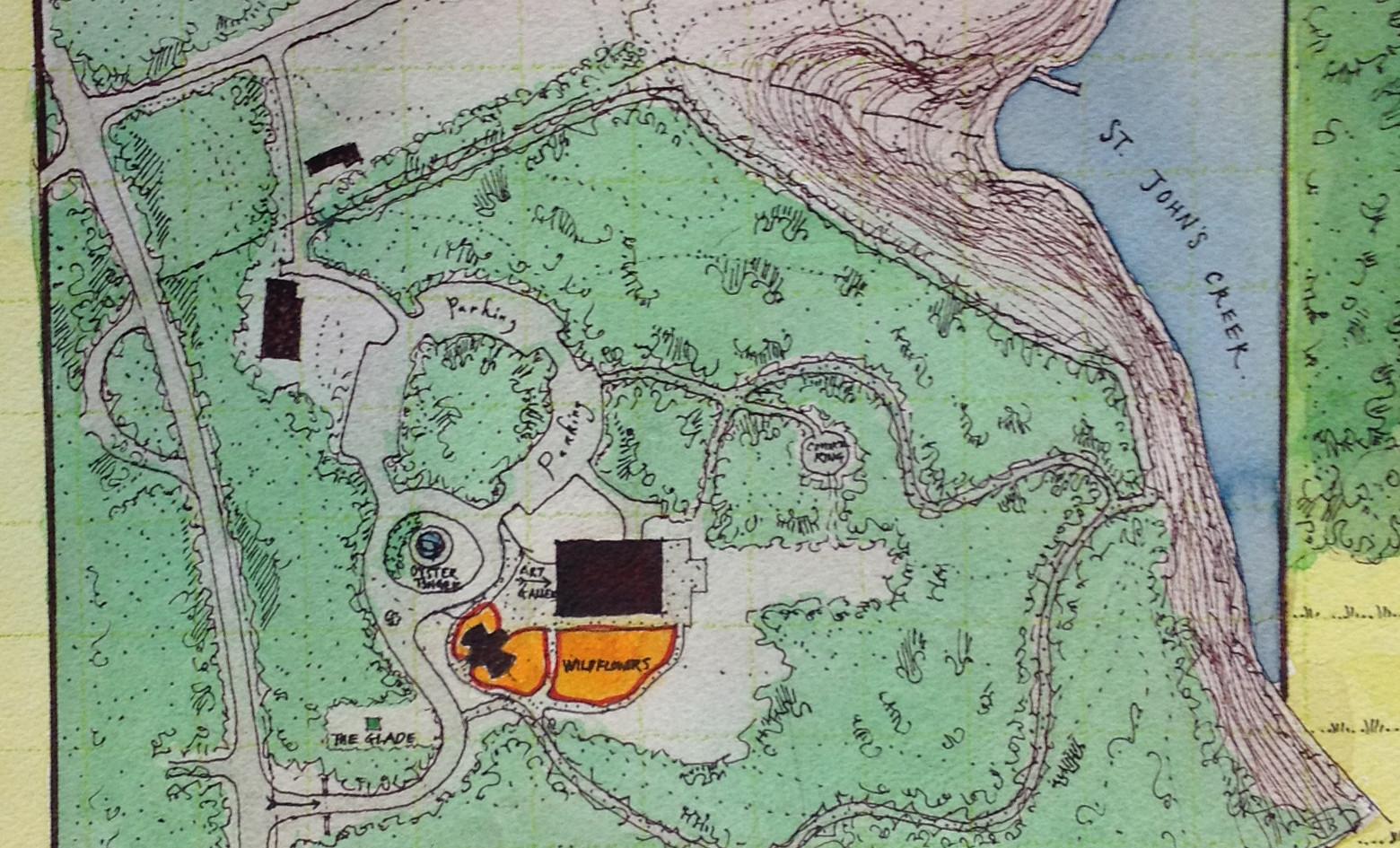 Masterplan Detail: Site Map
