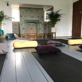 Bracken Hill - Yoga Space