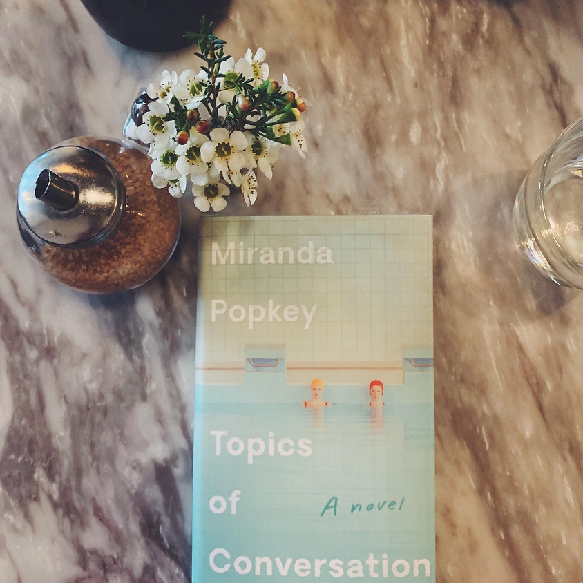 Book Club + Supper with Object Style