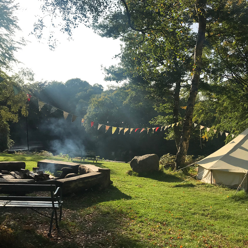 Woodland Supper, Lake Swimming and Wild Cocktails