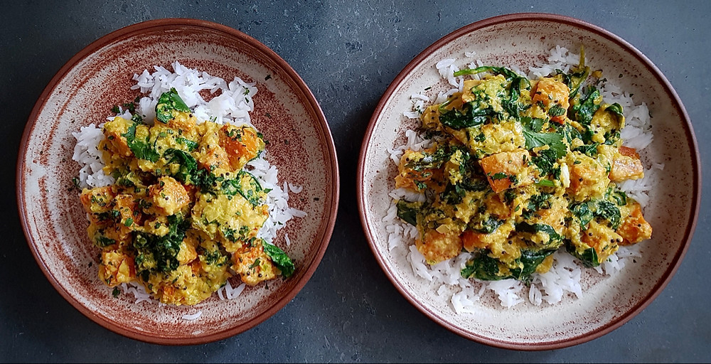 Kerala Squash Curry