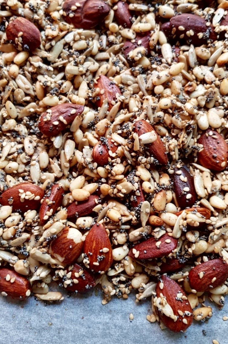 Sweet Dukkah Mix by The Complete Retreat