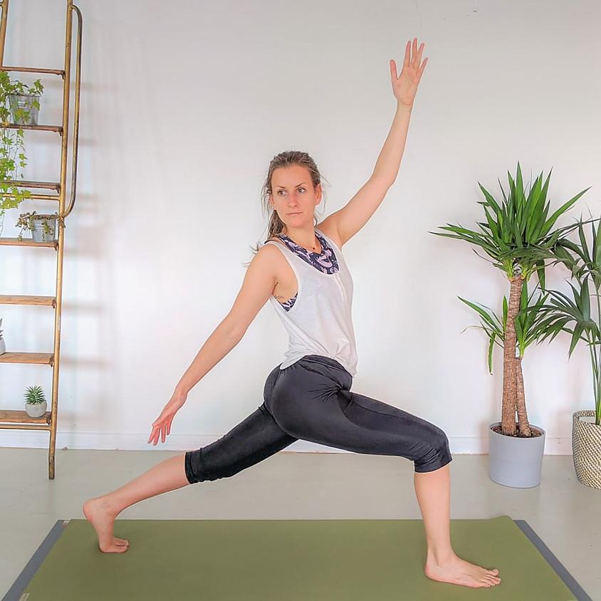 Step into Spring Yoga Brunch