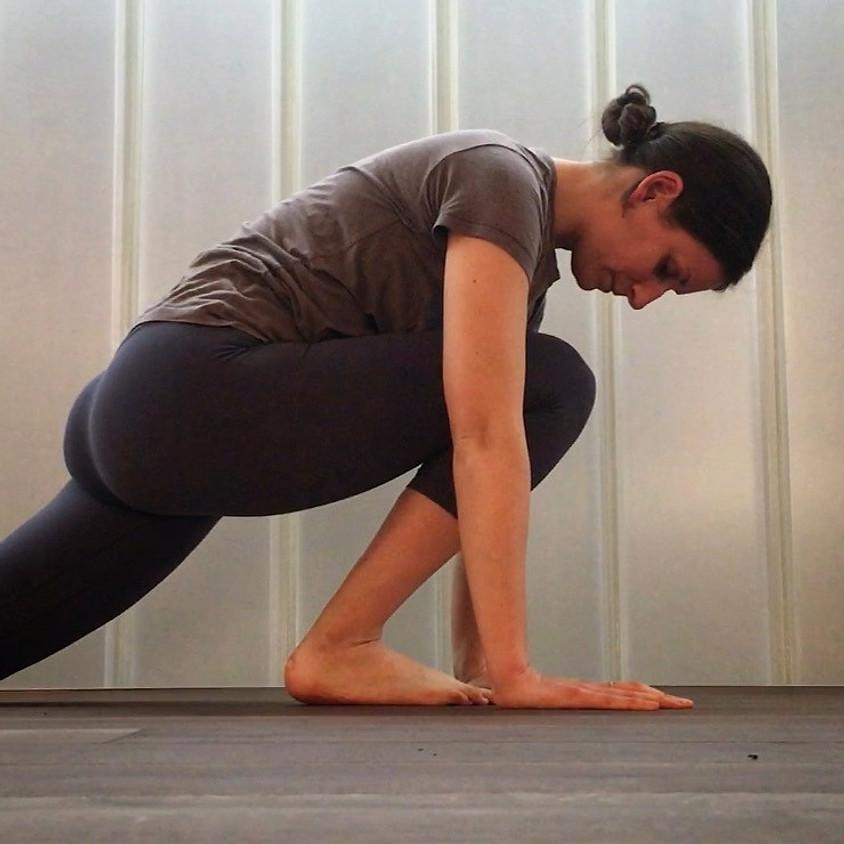 Yin Bliss - Yoga Brunch