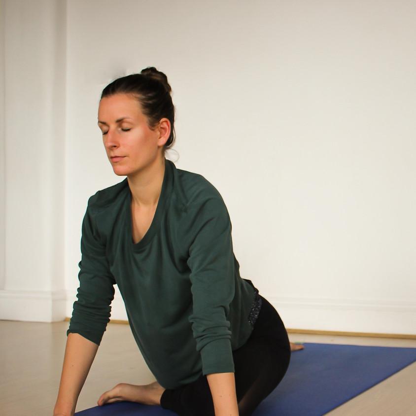 Wake up to Yoga + Breakfast