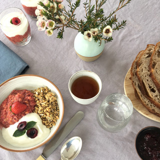 Breakfast at Bracken Hill