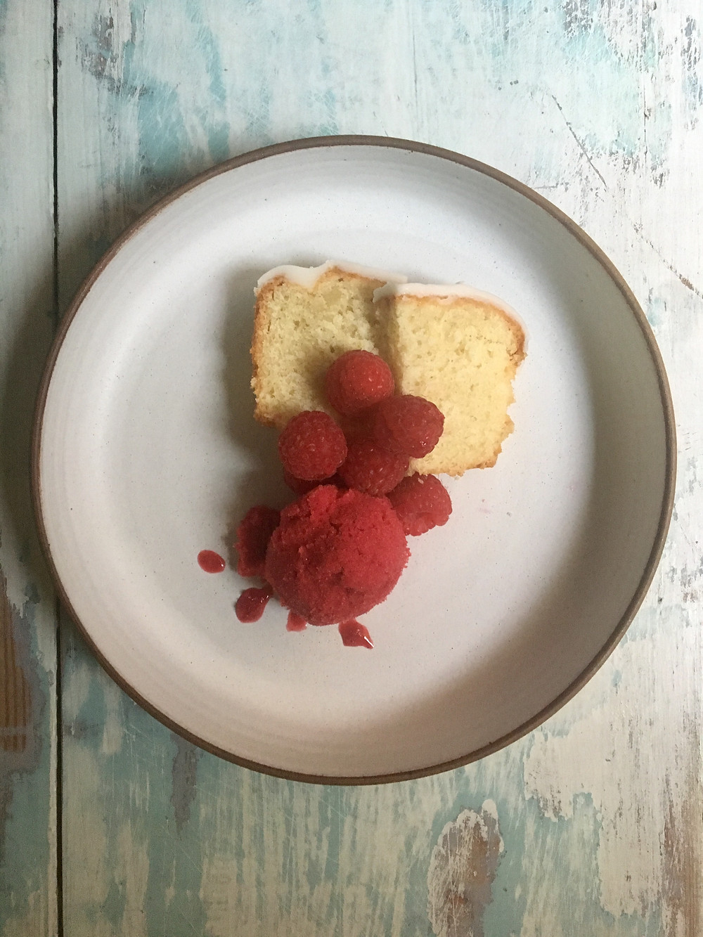 Kefir Cake by The Complete Retreat
