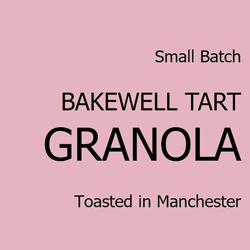 Bakewell Tart Granola